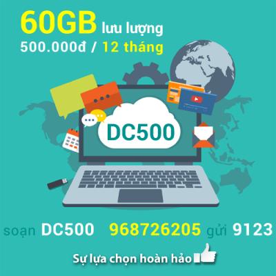 DC500 Viettel