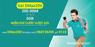 dmax200 viettel