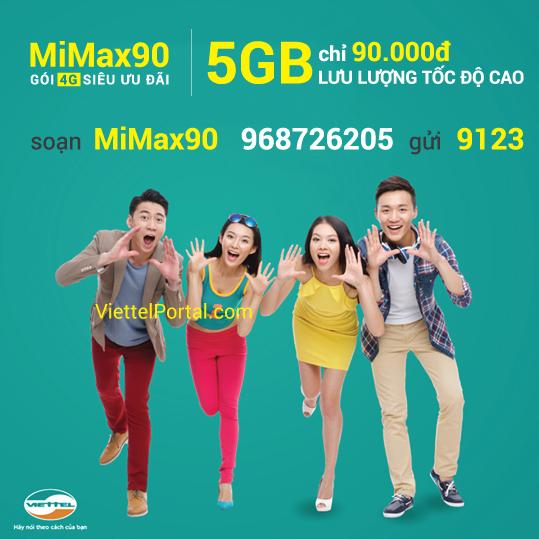 MiMax 4G Viettel