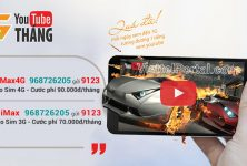 Gói Youtube Viettel