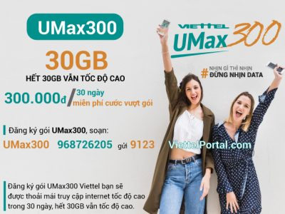 UMax300 Viettel