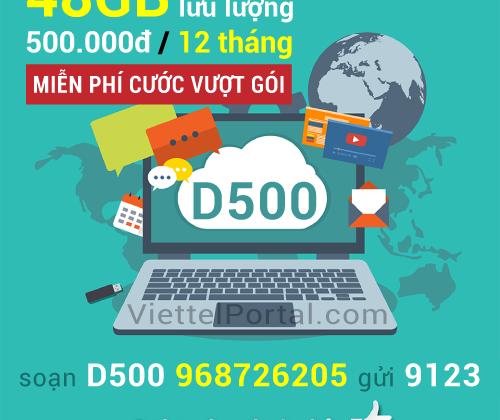 D500 Viettel