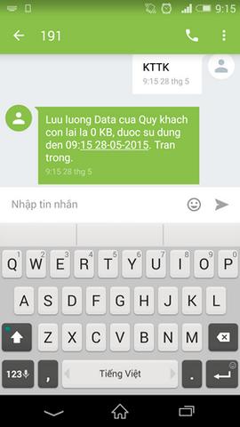 kiem tra dung luong 3G/4G Viettel