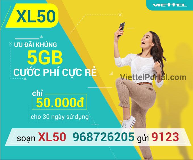 XL50 Viettel