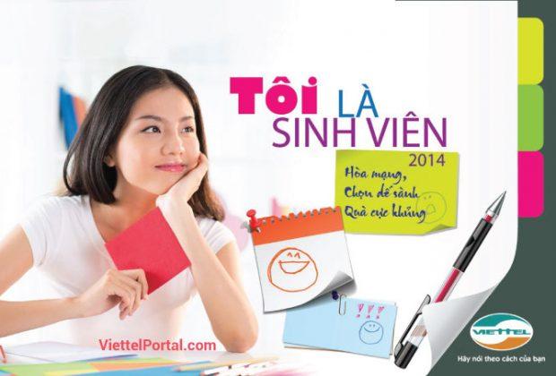 đăng ký sim sinh viên Viettel