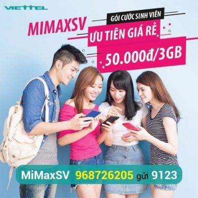 MiMaxSV Viettel