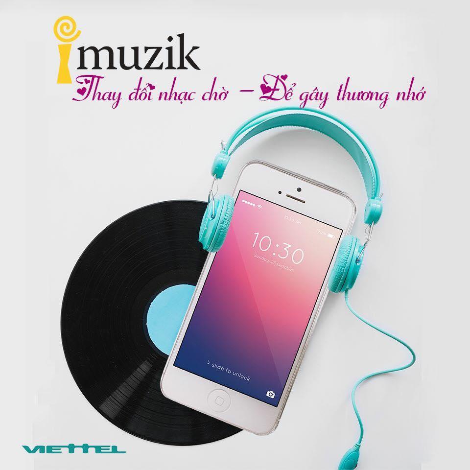 imuzik - Nhạc chờ Viettel