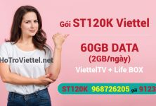 Gói ST120K Viettel